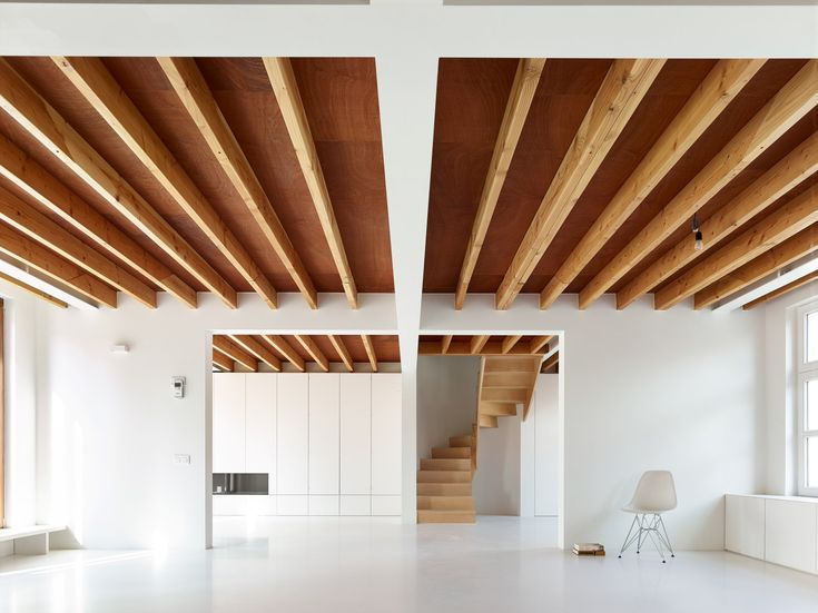 Graux U0026 Baeyens Architects / Omsorg Psychotherapy Centre And Private House,  Ename