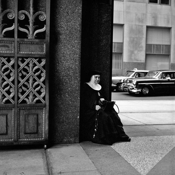 Vivian Maier - September 25, 1959. New York, NY