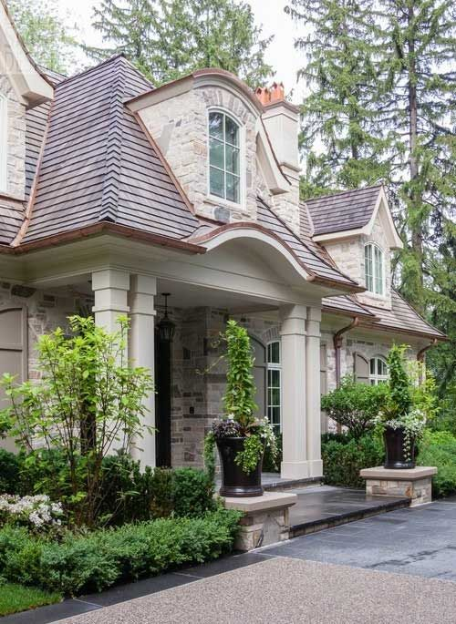 Prune the Trees and Shrubs.Overgrown yards not only block the view of a home, but also look very uninviting. #RetreatCurbAppeal