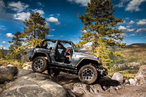 Jeep Wrangler Rubicon Hard Rock Edition  - PopularMechanics.com