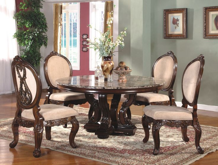 Formal Round Dining Room Tables Image Review