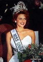 Mona Grudt (Norway) Miss Universe 1990