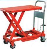 BilioShop.com - Carrello a Pantografo con ruote 500 kg  CARRELLO A PANTOGRAFO CON RUOTE