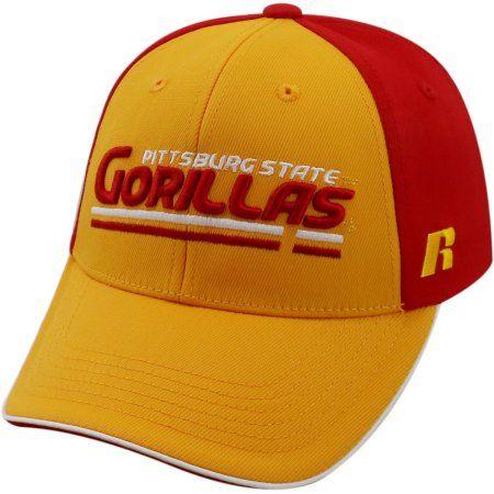 University Of Pittsburg State Gorillas Away Two Tone Baseball Cap