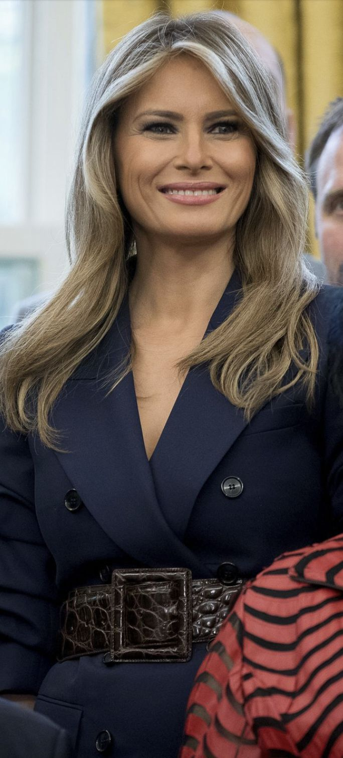 613 Best Melania Trump Our First Lady 2017 Images On
