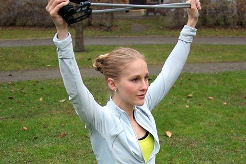 Bygg grym löpstyrka med det här cirkelträningspasset | Runner's World