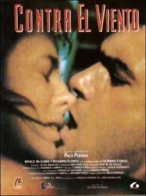 Contra el viento  ,  1990 Spain ; by Paco Periñán .  Juan (Antonio Banderas 30-y) tries to break the affair with his sister Ana (Emma Suárez 26-y)