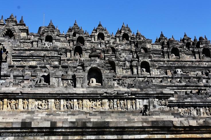 Borobudur Temple, West Java