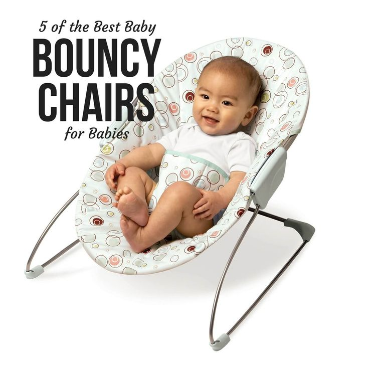 Fold Away Baby Bouncer Chair