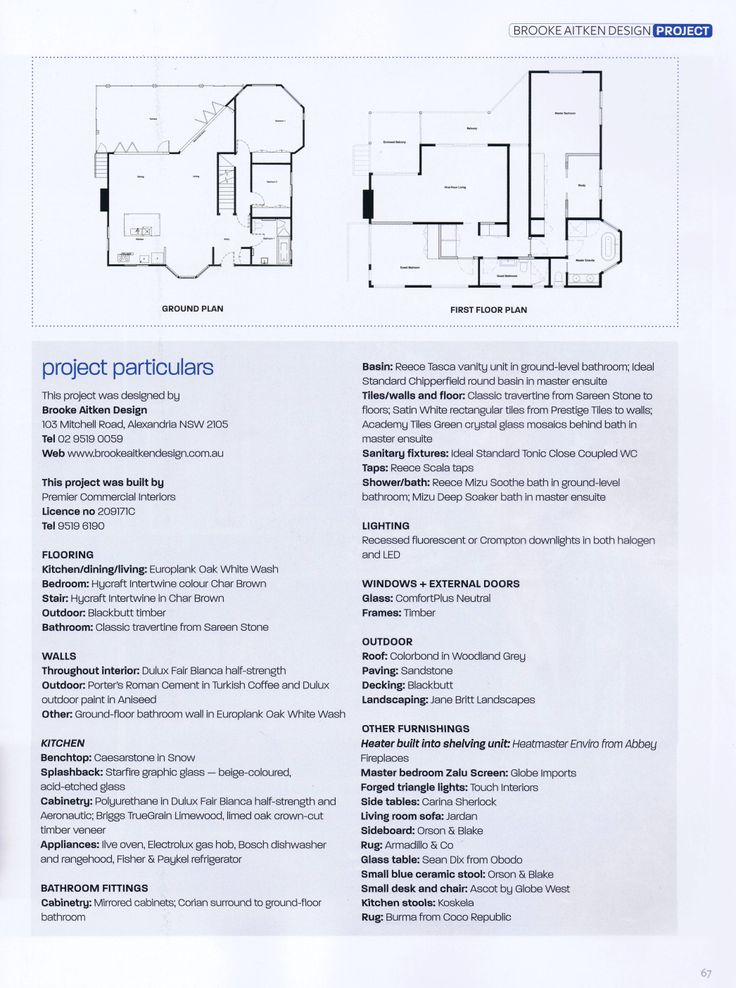 Renovate Vol 8 No.1 Page 8 Brooke Aitken Design