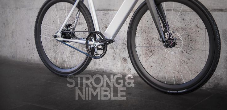 Strong & Nimble. Made in Berlin. Best of Class Components sourced from Germany, Italy and Japan. #GOLIGHTGORUGGED
