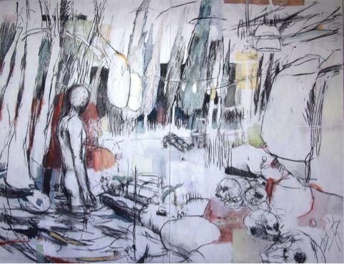 Art work by Ville Laurinkoski: Fête (2013).