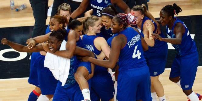 L'équipe de France est en finale des JO de Londres ! (L'Equipe)