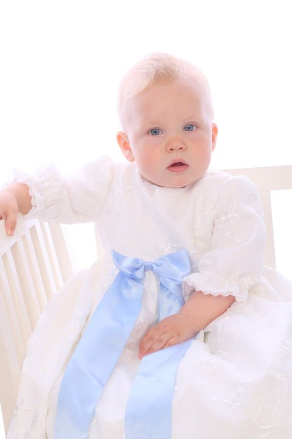 Madrid Christening Gown