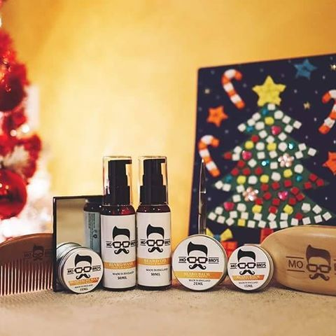 What are you expecting to find under your Christmas tree?  #mobros #mobrosgrooming #beard #beards #bearded #beardstagram #beardsofinstagram #beardlove #beardlife #beardgang #realmengrowbeards #beardsaresexy #beardcompany #beardedbrothers #beardcare #beardproducts #beardon #beardoil #beardproducts #beardy #beardbalm #beardwash #beardbrush #beardbox #beardgoodies #beardkit #mensfashion #mensgrooming #beardgrooming #beardnation #instabeard