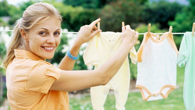 Keep your children's clothing looking fresh and new for longer with these simple washing methods.