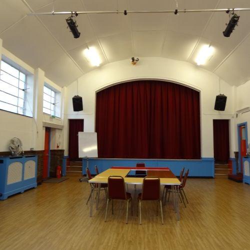 Harmony Hall