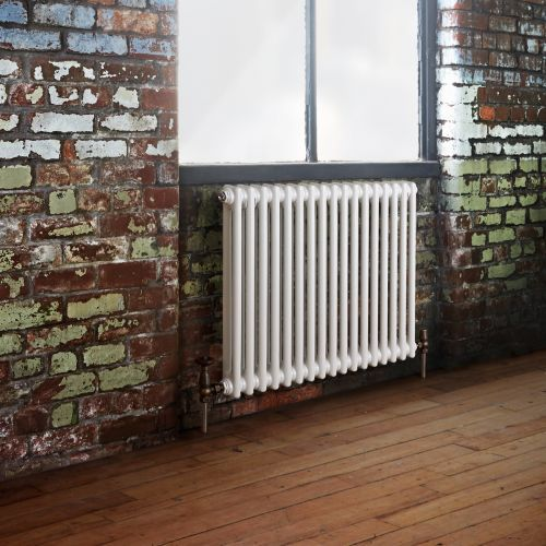 Enhance a traditional interior with the Milano Windsor column radiator