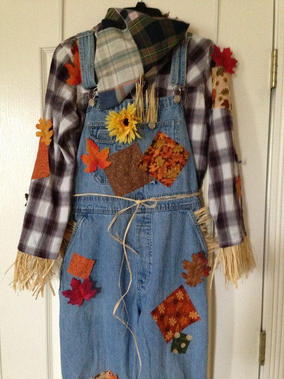 50 best Dress up costumes images on Pinterest Halloween prop - scarecrow halloween costume ideas