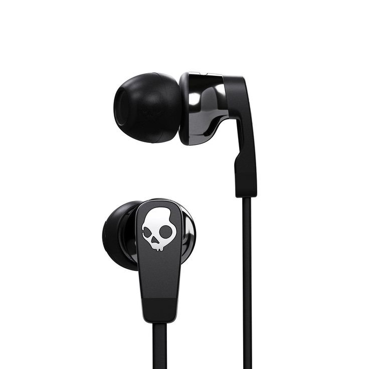 Skullcandy Strum Best Fit Ever Earbuds with Mic