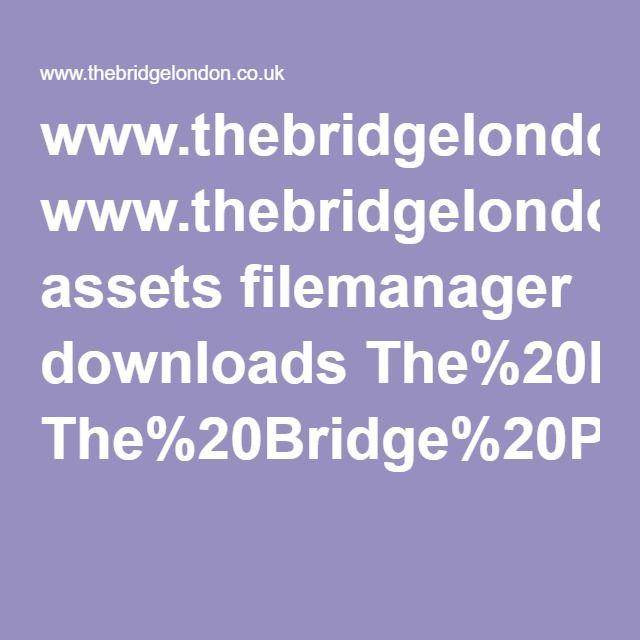 www.thebridgelondon.co.uk assets filemanager downloads The%20Bridge%20PMLD%20Curriculum%202013.pdf