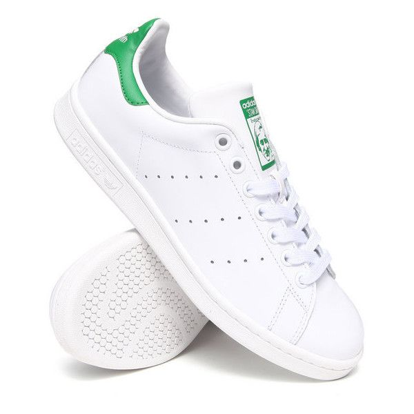 stan smith sneakers by Adidas ($75) ❤ liked on Polyvore featuring shoes,  sneakers