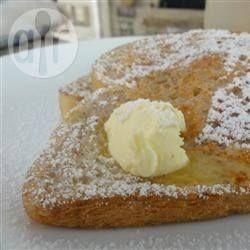 Dutch French toast @ allrecipes.com.au