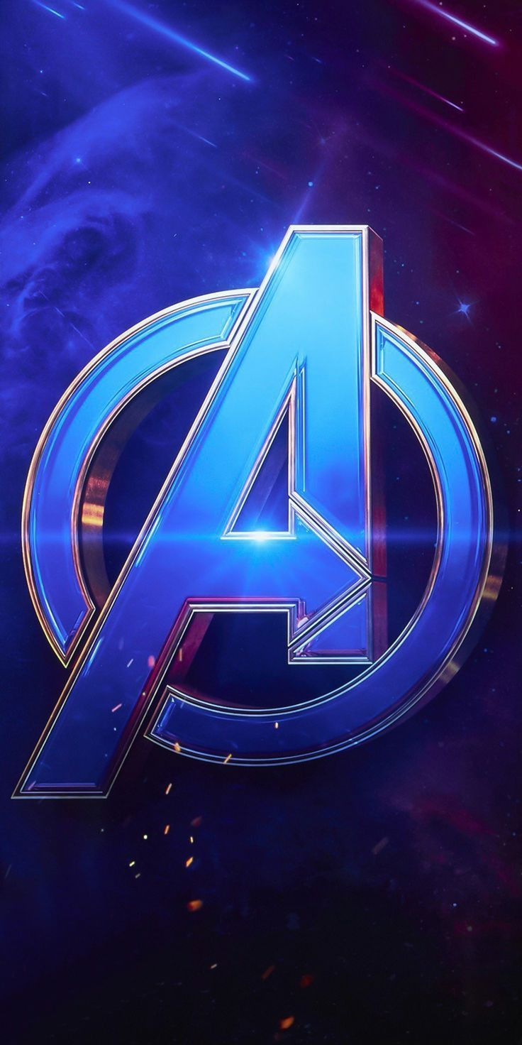Avengers Logo Avengers Wallpapers For Iphone And Android
