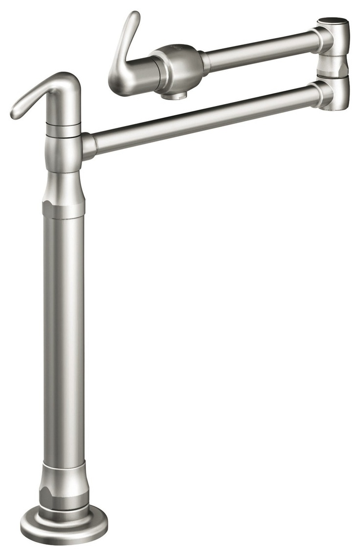 21 best pot filler faucets images on pinterest wall mount pot