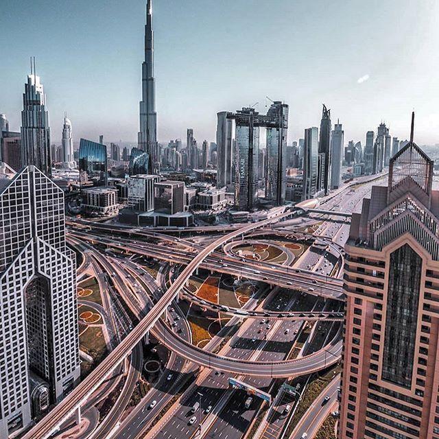 Good Morning Dubai Photo By Denys Black Dubai دبي Visitdubai Wonderful Places Beauty Pins Good Morning Dubai Dubai San Francisco Skyline World