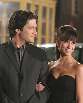 Ghost Whisperer, what a man;] doesn't each girl dream of such a hubby like him?? I MEAN HE CAME BACK FROM THE DEAD TO BE WITH HER!!!!!!!!!! thats REAL love!