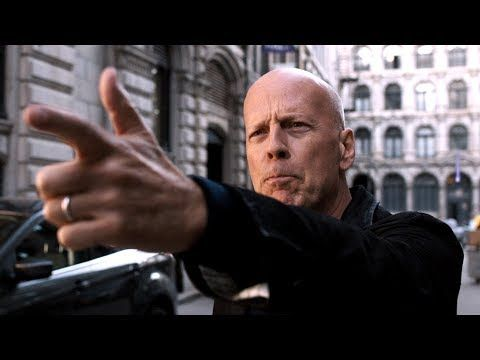 Die Hard meets The Punisher. Bruce Willis is 'back in black'. Plays a grim reaping trauma surgeon on a revenge mission of justice in new action thriller 'Death Wish'! | Shock Mansion