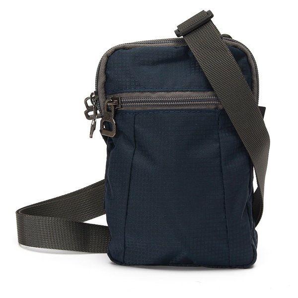Universal Three-Layers Storage Detachable Strap Shoulder Waist Bag Handbag For Smartphone Sale - Banggood Mobile