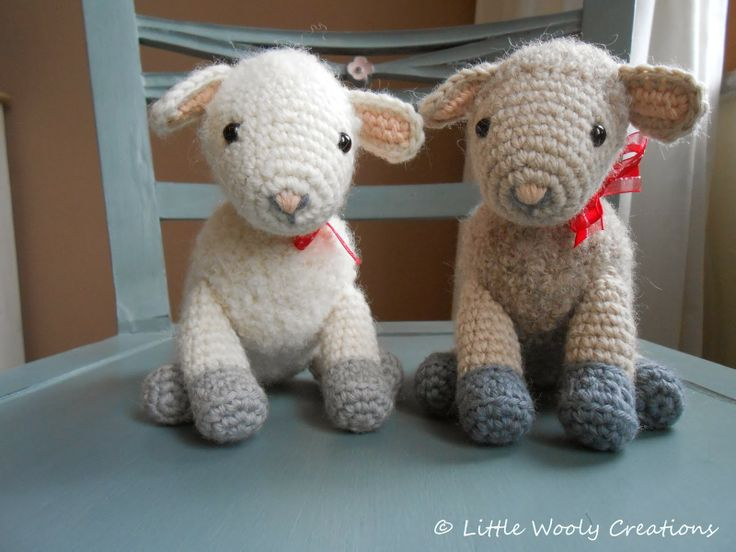 how to make a wooly sheep