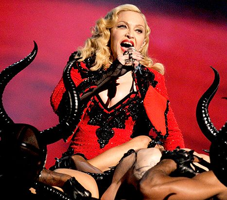 Madonna Rails Against Haters, Reschedules Rebel Heart Tour Dates - Us Weekly