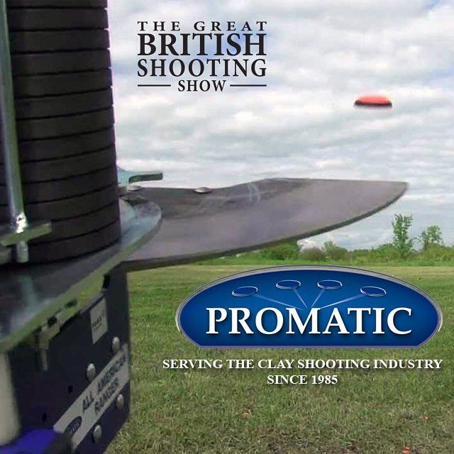 Promatic Olympic Traps. Full article in Shooting News. Read for free today. Buy you tickets online now for the UK's premier shooting event. Shootingshow.co.uk #Promatic #Clay #ClayShooting #Shooting #Competition #Game #Sport #Olympic #BritshShootingShow #ShootingShow #BSS