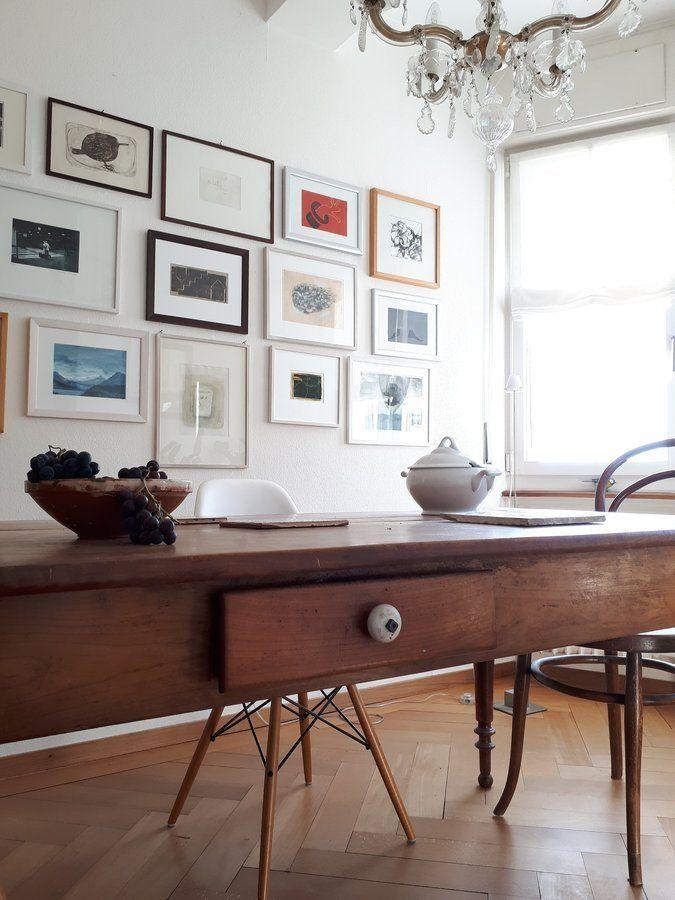 Die ersten eigenen Trauben in 2018 Esszimmer Pinterest