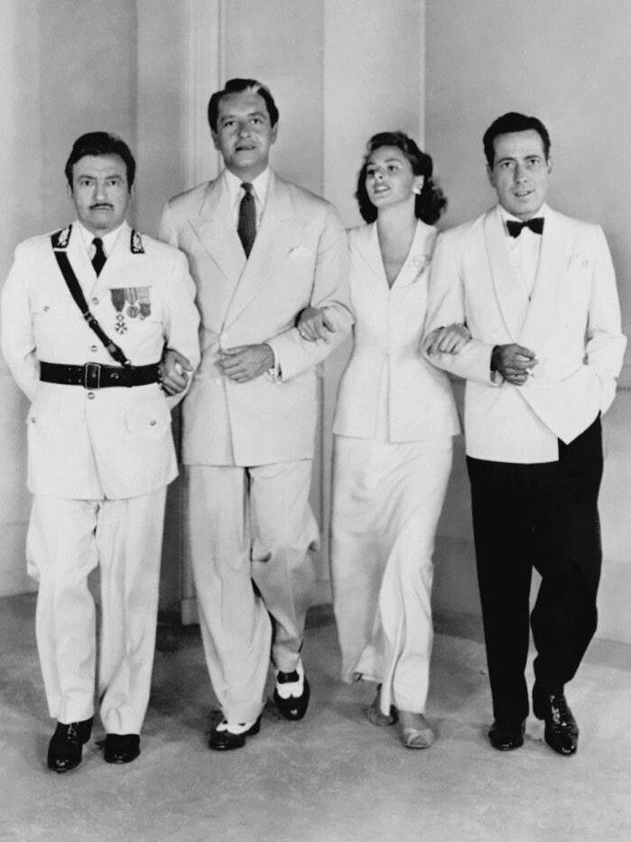 Casablanca Cast