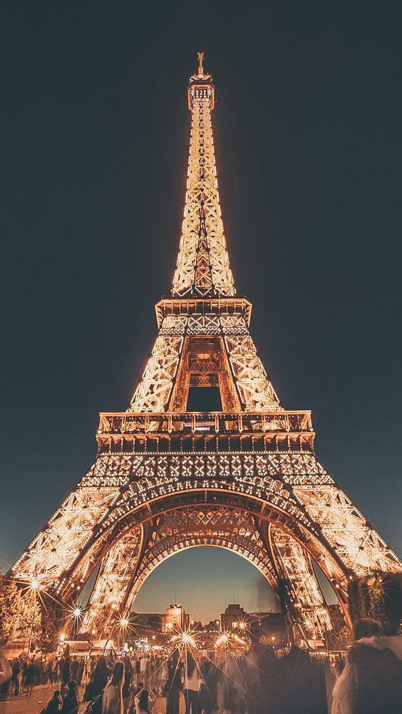 Brother Zone Jikook Wisata Prancis Pemandangan Kota Menara Eiffel