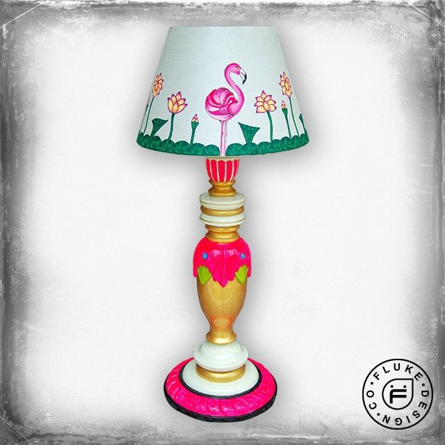 #lamp #flamingo #bird #lotus #flower #wooden #unique #bespoke #handpainted #fashion #lifestyle #accessory #designer #fashionista #dreamer #accessories #accessorize #art #artist #design #decor #flukedesign #handpaint #handcraft #handcrafted #limitededition #custom #custommade