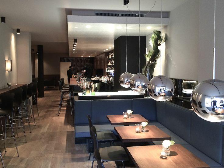 last days before opening new willie james bar, frankfurt - heimat küche bar