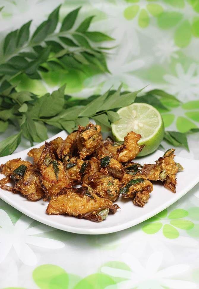 chicken pakora recipe, how to make chicken pakora (chicken pakoda recipe)