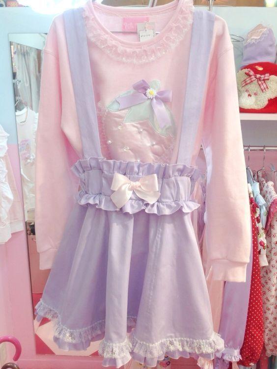Japanese Fashion Kawaii Pastel | Kawaii | Pinterest