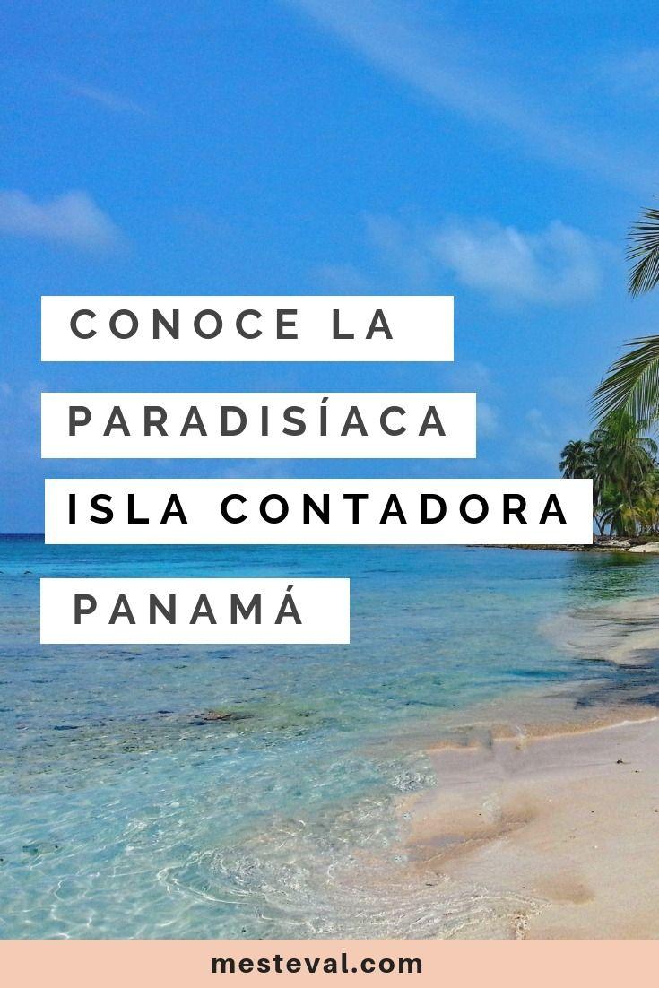 Panama Islas Vacaciones En El Caribe Isla Contadora
