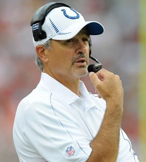 Coach Pagano is tougher than leukemia!