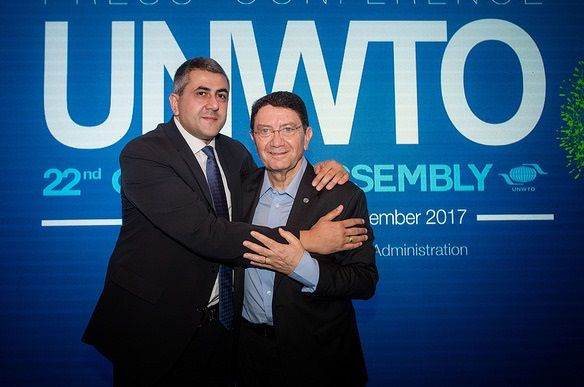 New UNWTO Chief Sets Priorities for Tourism