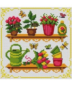 On the shelf. Tons of FREE CROSS-SITCH PATTERNS at this site: just found a site that has really easy to download embroidery patterns for free. It's http://club-point-de-croix.com/?code_avantage=CWcplRsmji  Plus, if you click on this link, http://club-point-de-croix.com/?code_avantage=CWcplRsmji  , you'll automatically receive a gift when you subscribe. I use this site all the time; there are hundreds of all different types of patterns, and there are new patterns added everyday.