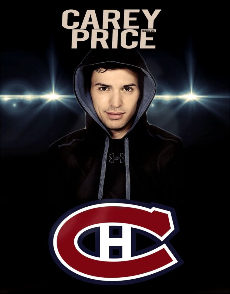 Carey Price - I don't care what anyone says he's still the MAN!