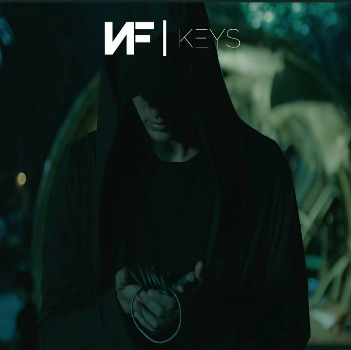 "New NF Song!! CAN'T WAIT ""We all have our own prisons, sometimes I picture myself standing inside mine with the keys in my hands"""