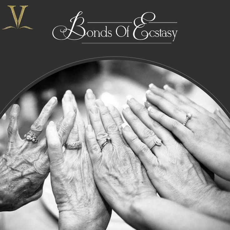 Bonds of Ecstasy- A few relations hold a space in your heart for a lifetime.